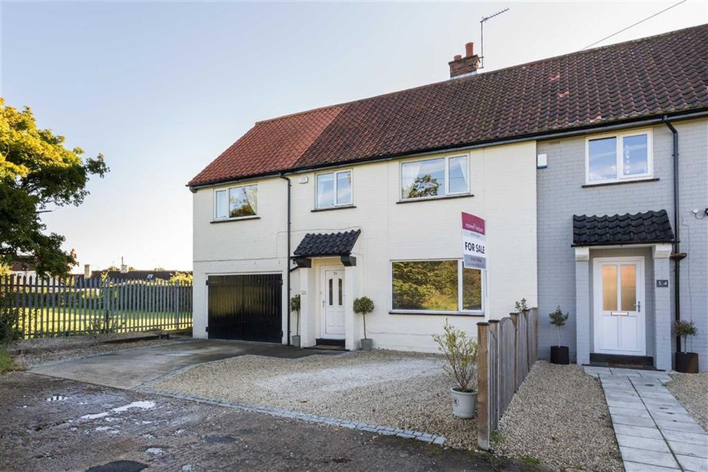 4 Bedrooms Semi Detached House for sale in Ainsty Crescent, Wetherby, LS22