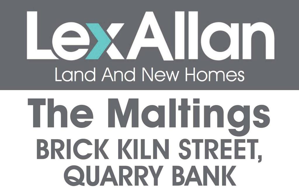 3 Bedrooms Semi Detached House for sale in Plot 4 'The Maltings' Brick Kiln Street, Quarry Bank, Brierley Hill