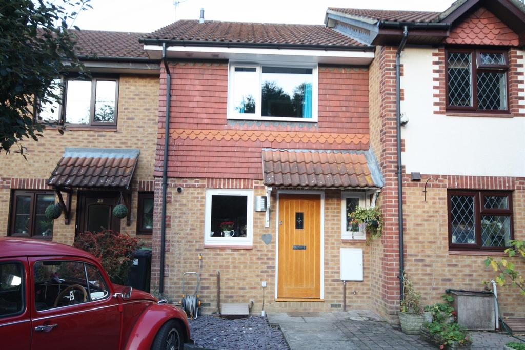 2 Bedrooms Terraced House for sale in Hedley Gardens, Hedge End, Southampton