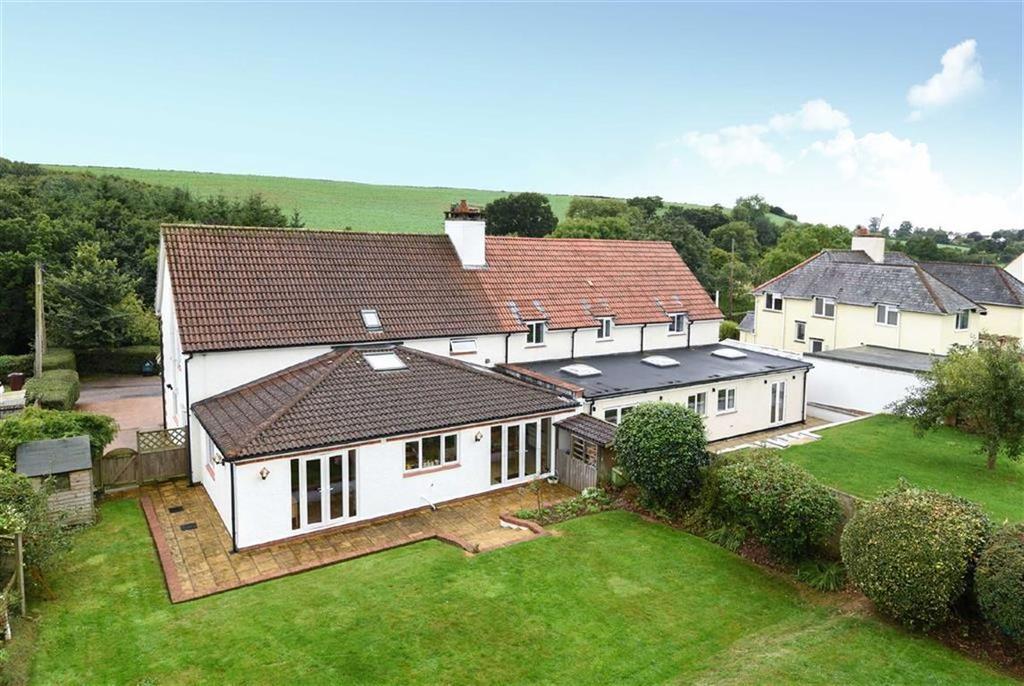 4 Bedrooms Semi Detached House for sale in Silver Street, Thorverton, Exeter, Devon, EX5