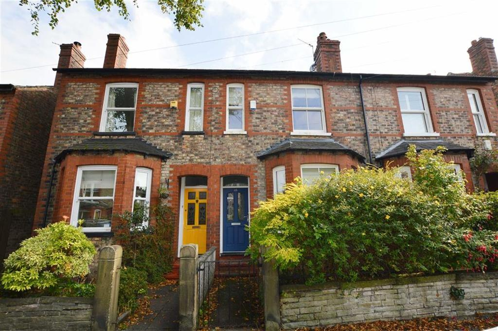 3 Bedrooms Terraced House for sale in Beech Road, Hale, Cheshire, WA15