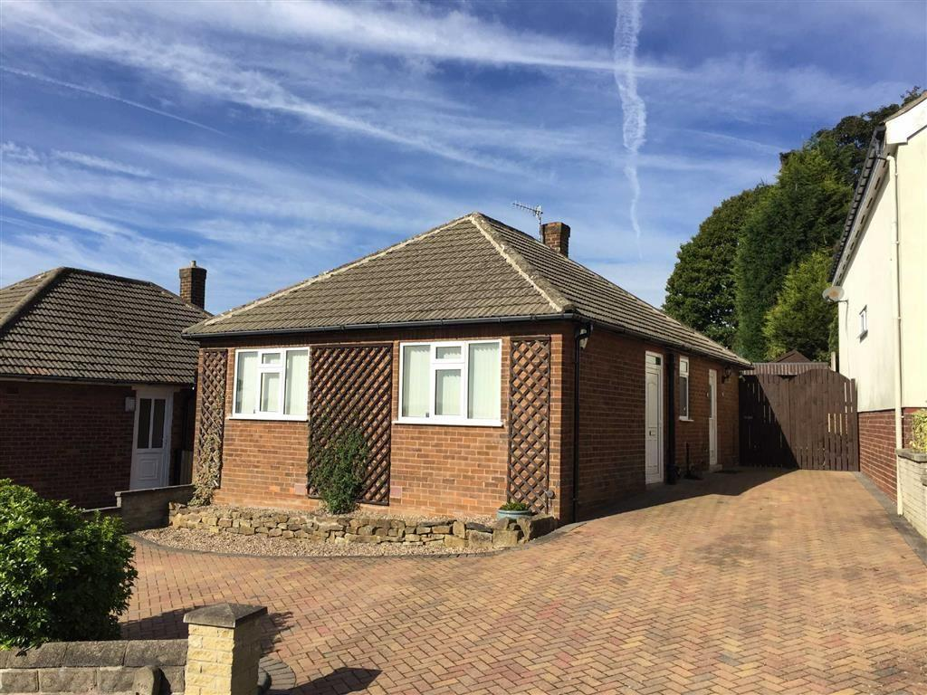 2 Bedrooms Detached Bungalow for sale in 5, Bents Lane, Dronfield, Derbyshire, S18