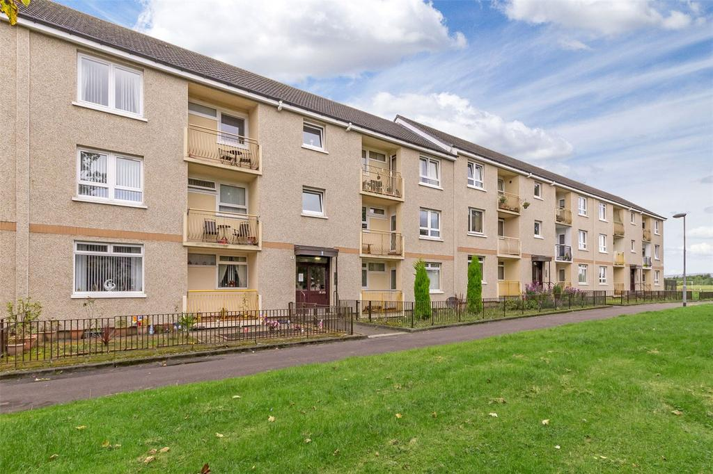2 Bedrooms Flat for sale in 2/1, 8 Mossvale Walk, Craigend, Glasgow, G33