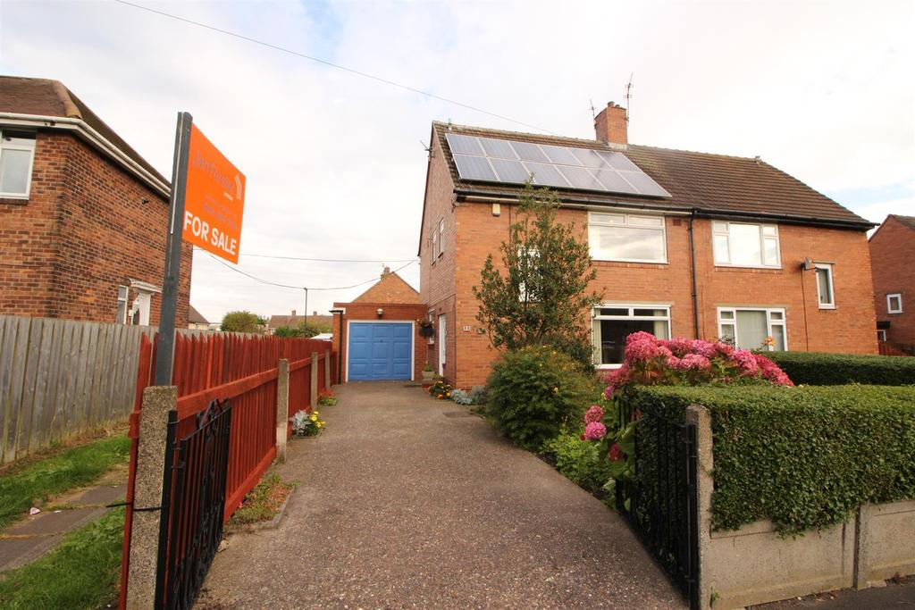 3 Bedrooms Semi Detached House for sale in Wheatfield Grove, Newcastle Upon Tyne
