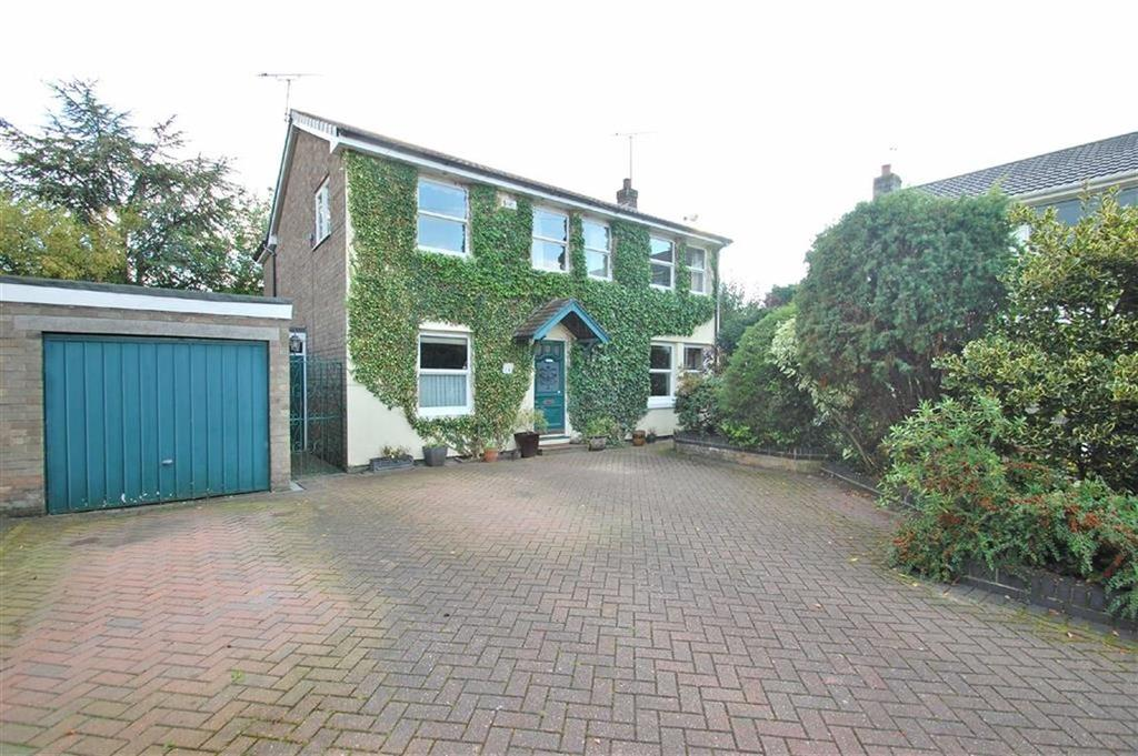 4 Bedrooms Detached House for sale in Hardy Drive, Bramhall, Cheshire