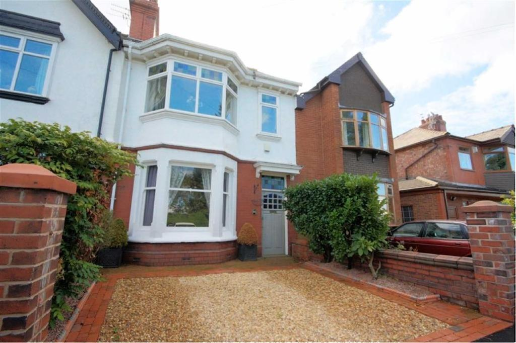 4 Bedrooms End Of Terrace House for sale in Ruskin Drive, Dentons Green, St Helens, WA10