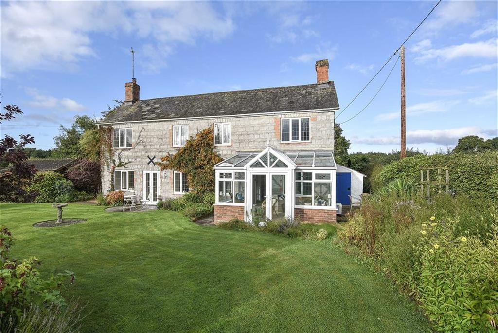 3 Bedrooms Detached House for sale in Hatch Green, Hatch Beauchamp, Taunton, Somerset, TA3