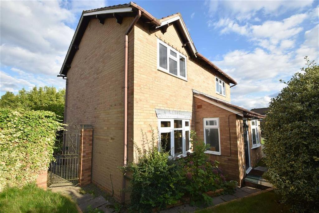 3 Bedrooms Detached House for sale in Carlton Close, Bowbrook, Shrewsbury