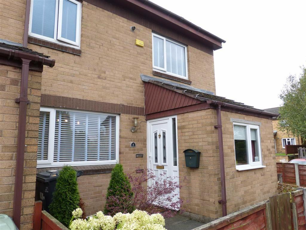 3 Bedrooms End Of Terrace House for sale in Baslow Green, Gamesley, Glossop
