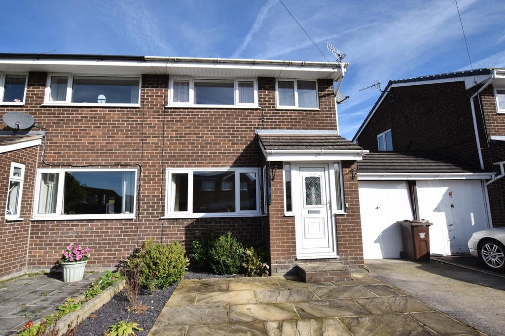 3 Bedrooms Semi Detached House for sale in Elmfield, Chapel-En-Le-Frith, High Peak