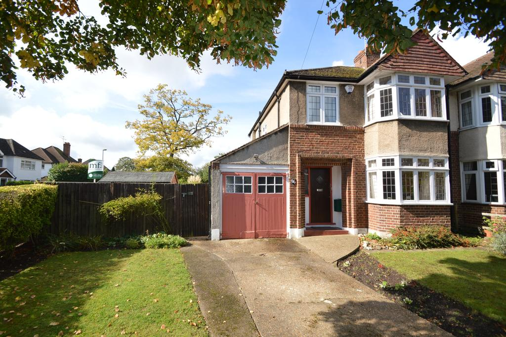 3 Bedrooms Semi Detached House for sale in Rydens Avenue, WALTON ON THAMES KT12
