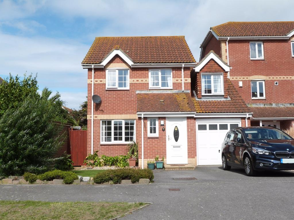 4 Bedrooms Link Detached House for sale in Lifeboat Way, Selsey