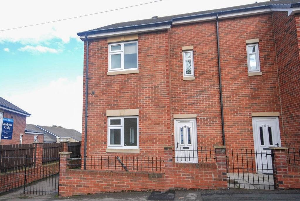 3 Bedrooms Semi Detached House for sale in Old Well Lane, Winlaton
