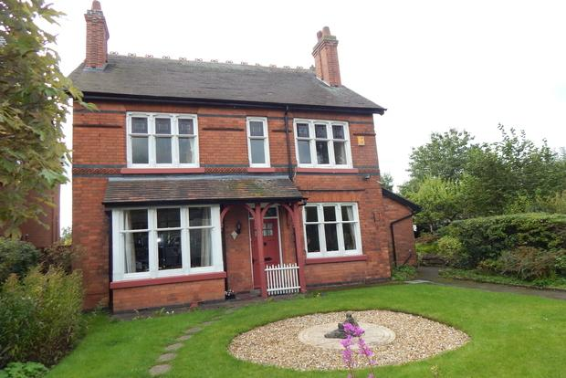 4 Bedrooms Detached House for sale in Beardall Street, Hucknall, Nottingham, NG15