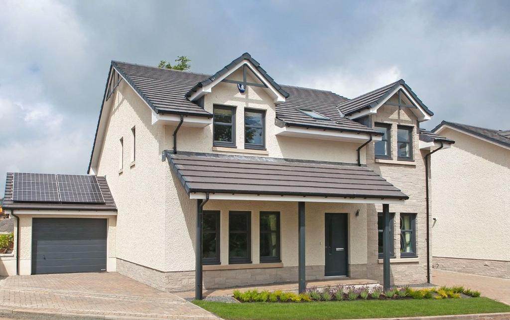 4 Bedrooms Detached House for sale in Plot 4 - Jackton View, East Kilbride, Glasgow, G75
