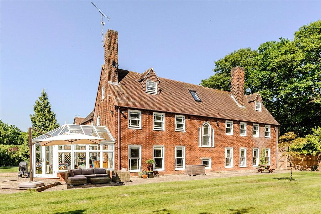 7 Bedrooms Detached House for sale in The Ridge, Little Baddow, Chelmsford, CM3
