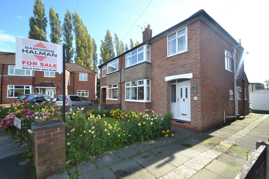3 Bedrooms Semi Detached House for sale in Shrewsbury Road, Brooklands, Sale