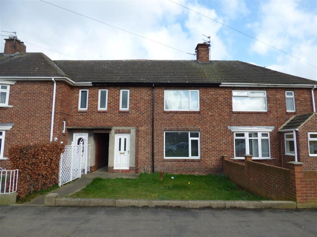 2 Bedrooms Terraced House for sale in Proudfoot Drive, Bishop Auckland