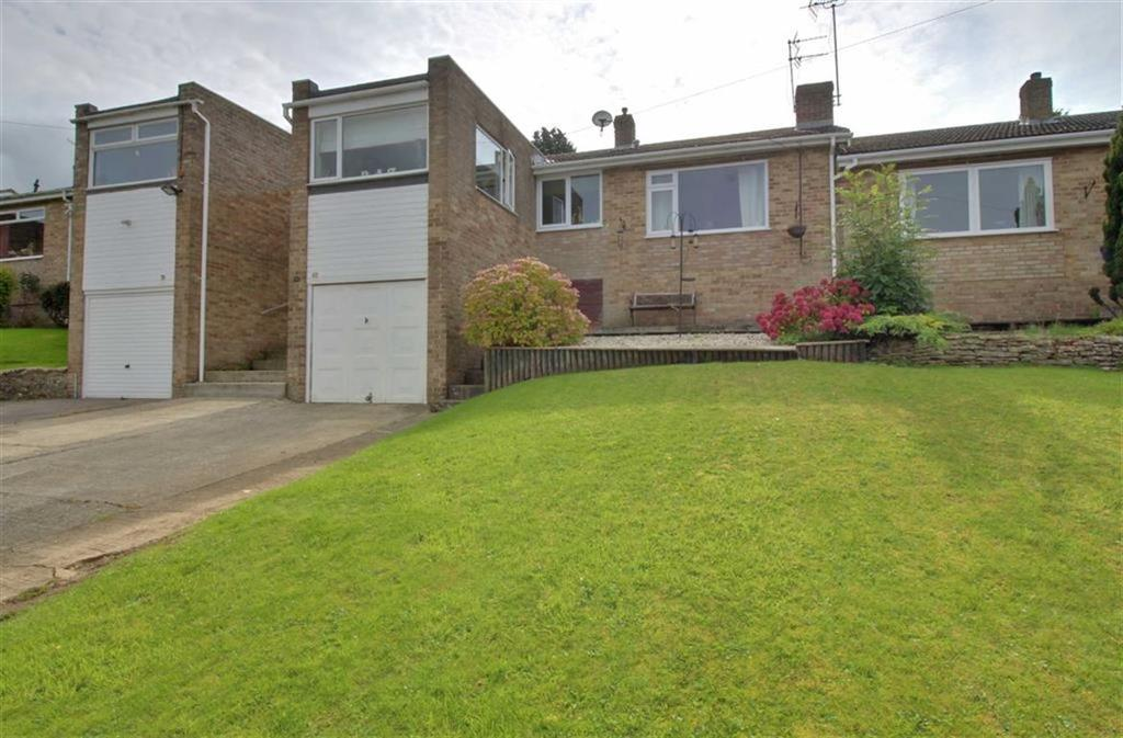 3 Bedrooms Semi Detached Bungalow for sale in Langtoft Road, Stroud, Gloucestershire