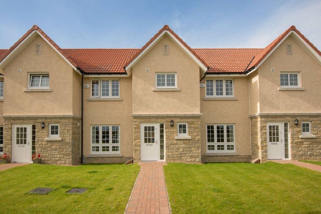 3 Bedrooms Terraced House for sale in 4 Moffat Place, North Berwick