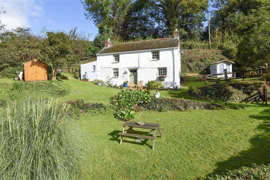 2 Bedrooms Detached House for sale in Trenoweth Mill, St Keverne, Helston, Cornwall, TR12