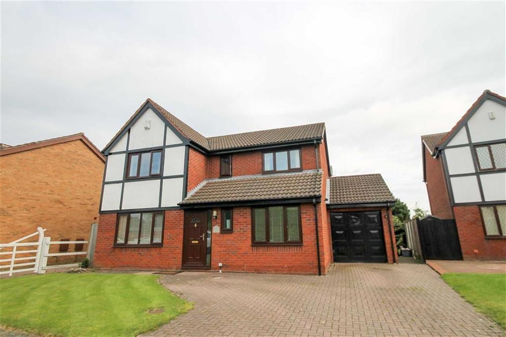 4 Bedrooms Detached House for sale in Withington Close, Leftwich