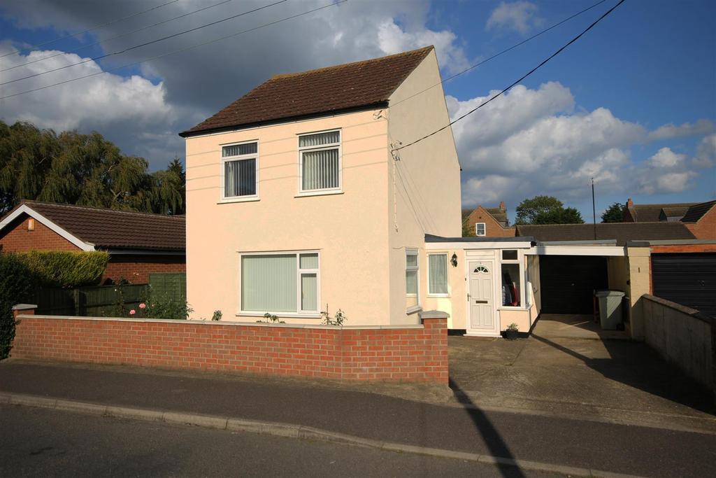 3 Bedrooms Detached House for sale in Church Lane, Mablethorpe
