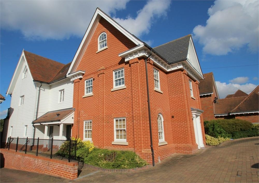 1 Bedroom Flat for sale in Braiswick, COLCHESTER, Essex