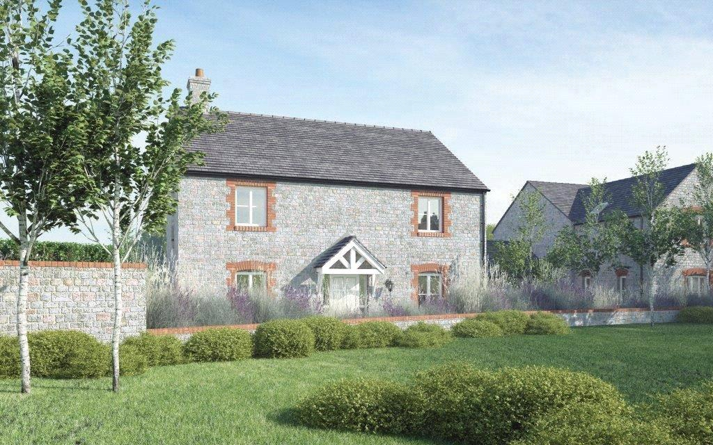 4 Bedrooms Detached House for sale in 5 Townwell Green, Cromhall, Wotton-under-Edge, Gloucestershire, GL12
