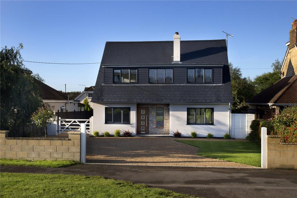 3 Bedrooms Detached House for sale in Oxford Road, Farmoor, Oxford, OX2