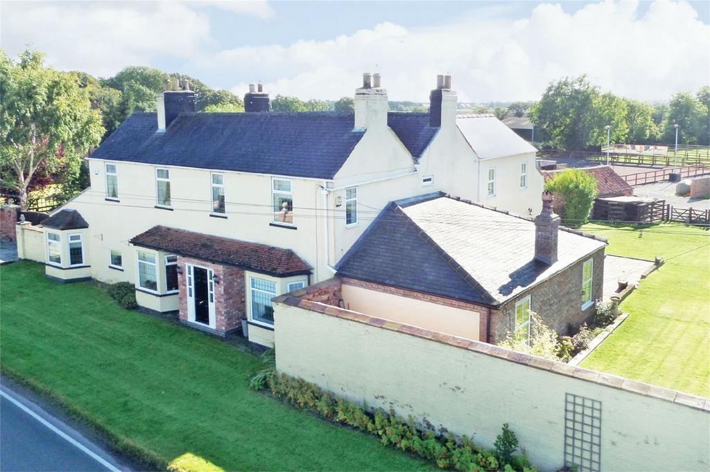 5 Bedrooms Detached House for sale in Water End, Holme-on-Spalding-Moor, York