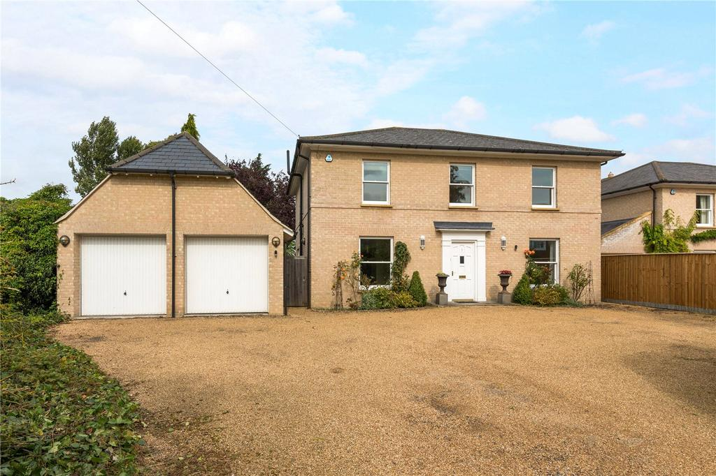 5 Bedrooms Detached House for sale in Haslingfield Road, Harlton, Cambridge, CB23