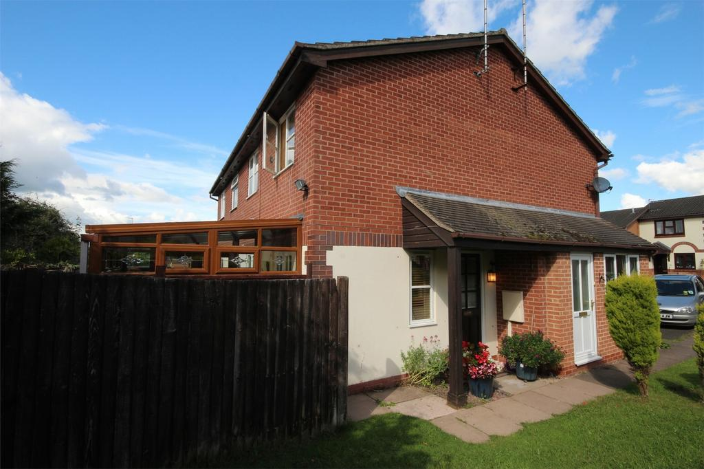 1 Bedroom End Of Terrace House for sale in Heron Drive, Uttoxeter, Staffordshire