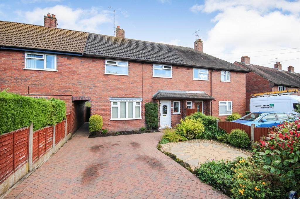 3 Bedrooms Terraced House for sale in Well Street, Cheadle, Staffordshire