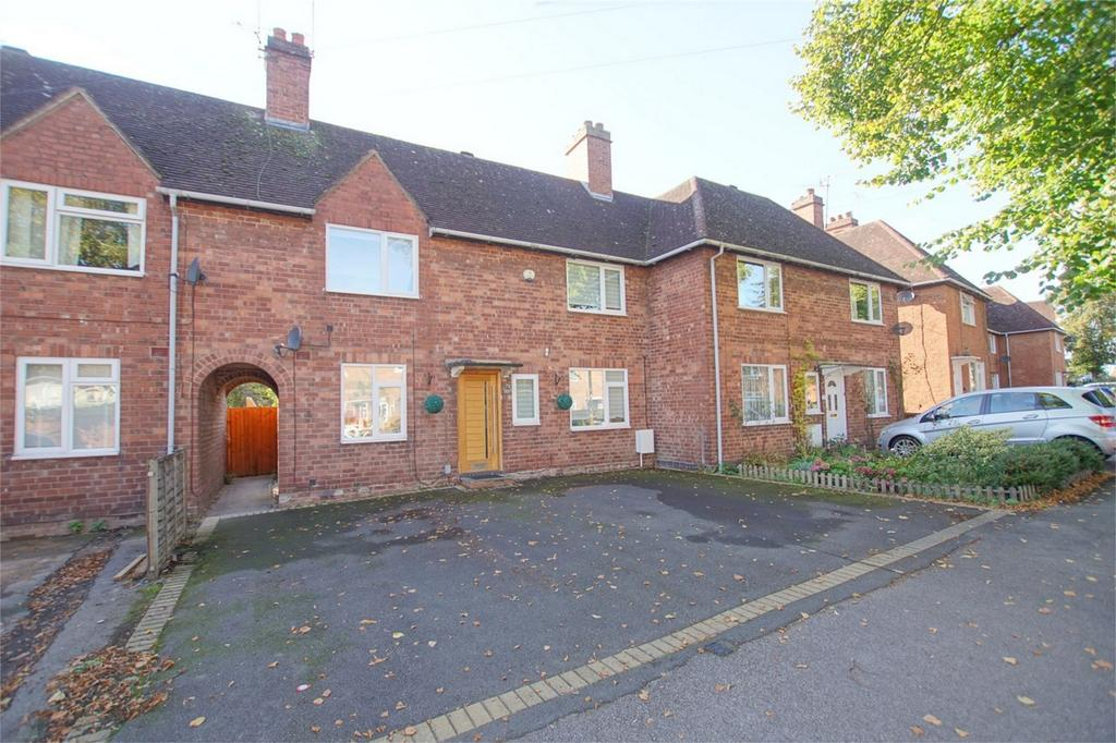 3 Bedrooms Terraced House for sale in Deerpark Drive, Warwick