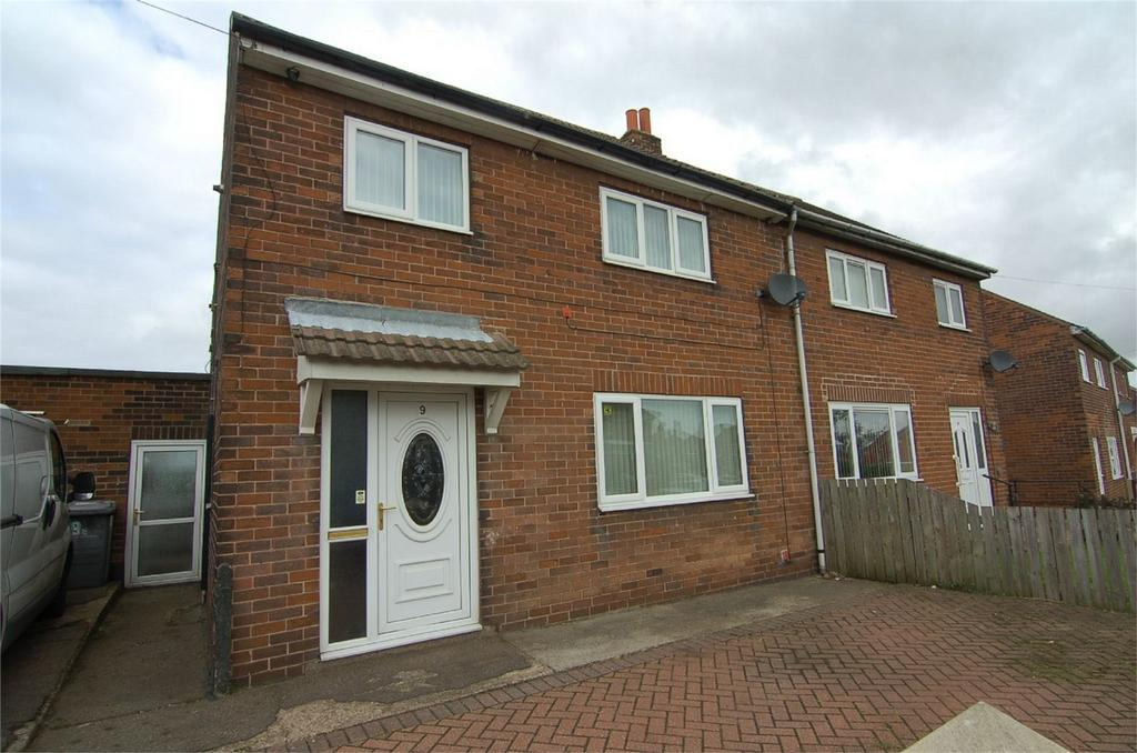 3 Bedrooms Semi Detached House for sale in Bellbrooke Avenue, Darfield, BARNSLEY, South Yorkshire