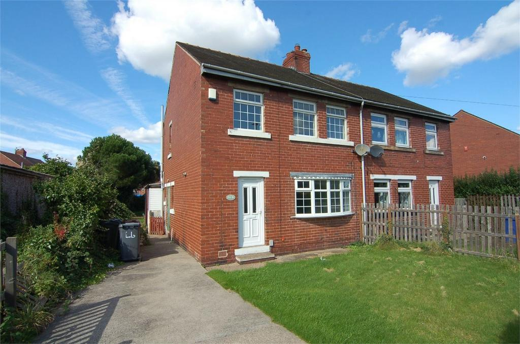 3 Bedrooms Semi Detached House for sale in Tune Street, Wombwell, BARNSLEY, South Yorkshire