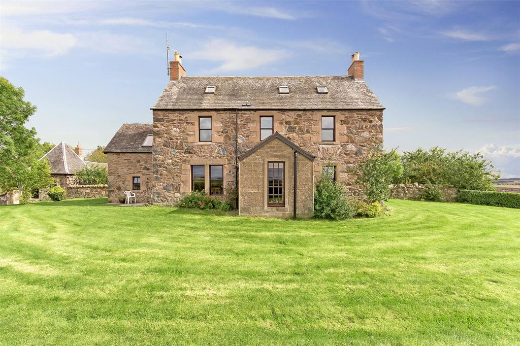 5 Bedrooms Detached House for sale in East Meckphen Farmhouse, Methven, Perth, PH1