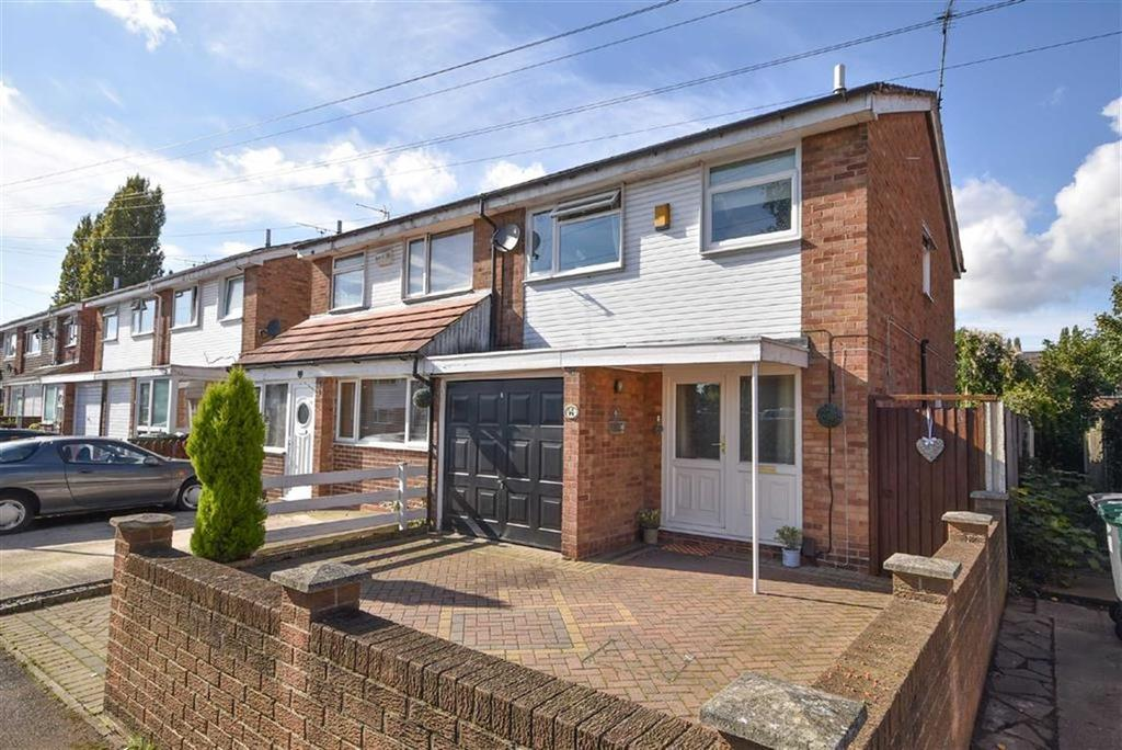 3 Bedrooms Semi Detached House for sale in Valeside Gardens, Colwick