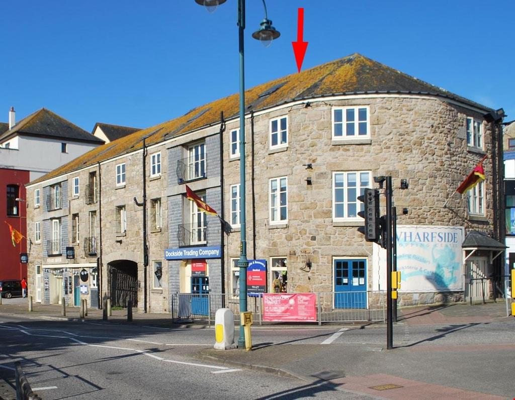 2 Bedrooms Duplex Flat for sale in Penzance, Cornwall, TR18