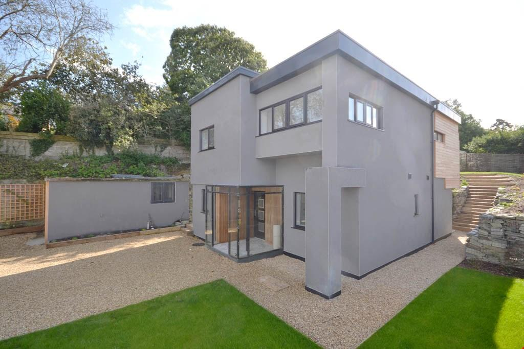 4 Bedrooms Detached House for sale in Off Daniell Road, Truro, Cornwall, TR1