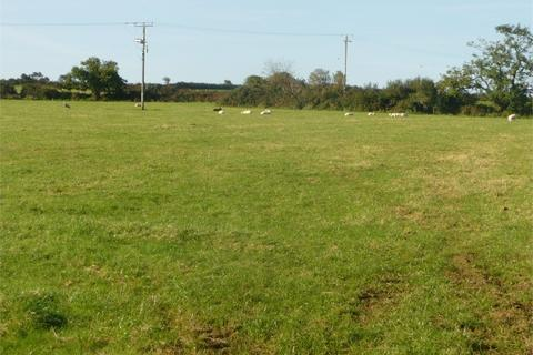 Farm land for sale - 10.18 Acres Formerly Part of Brynawelon Farm, Dinas Cross, Newport, Pembrokeshire