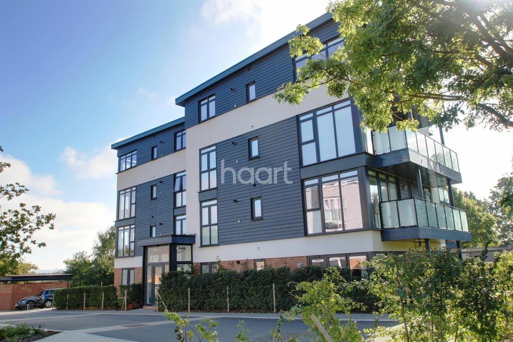 2 Bedrooms Flat for sale in Campion Close, Ashford, Kent