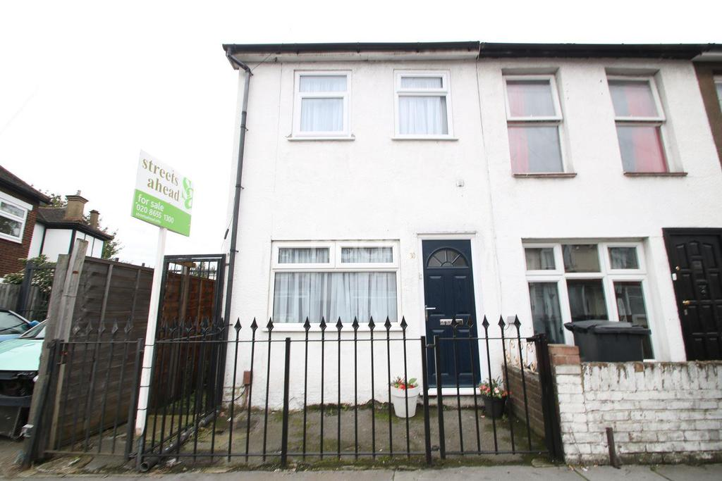 2 Bedrooms End Of Terrace House for sale in Bensham Lane, Croydon, CR0