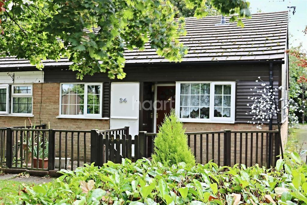 2 Bedrooms Bungalow for sale in Milton Keynes