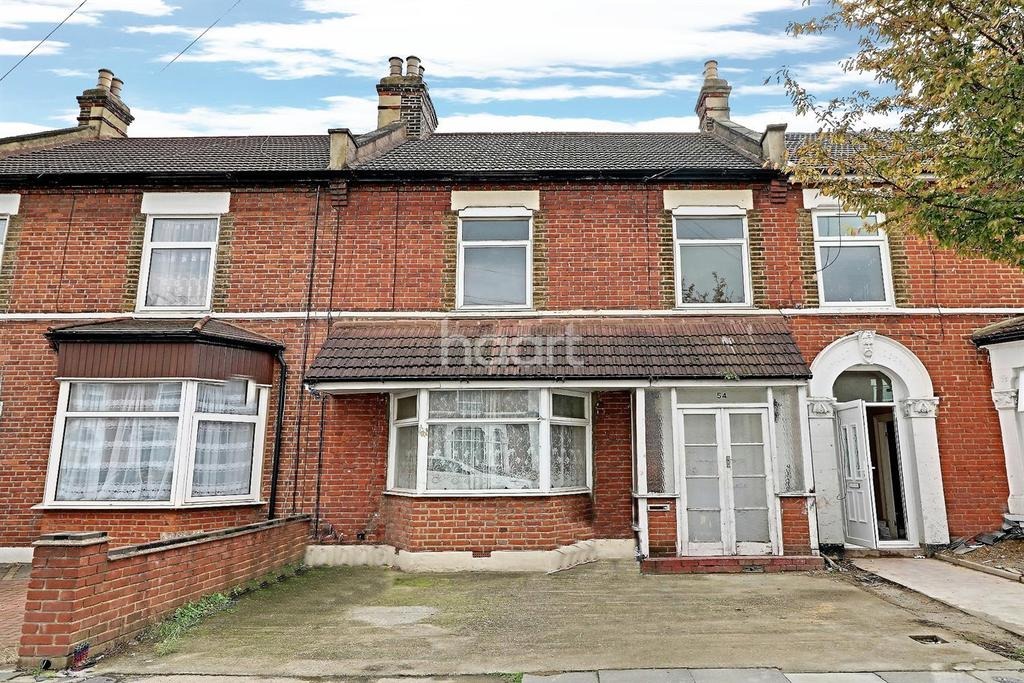 3 Bedrooms Terraced House for sale in Dudley Road, Ilford, Essex