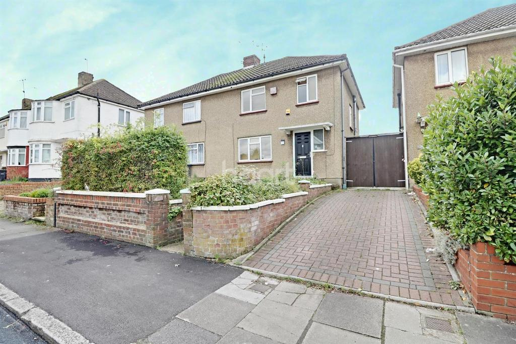 3 Bedrooms Semi Detached House for sale in Browning Road, LU4
