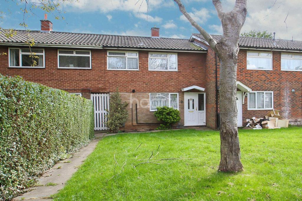 3 Bedrooms Terraced House for sale in Darwin Road, Chells, Stevenage