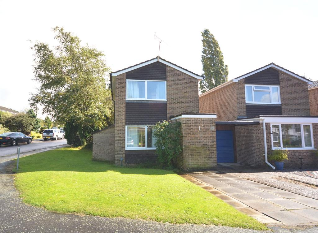 2 Bedrooms Detached House for sale in Ashdown Way, Romsey, Hampshire, SO51
