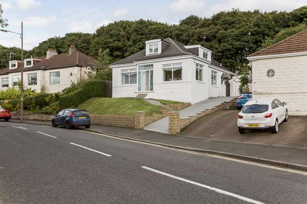 4 Bedrooms Detached Bungalow for sale in 94 Westerton Avenue, Bearsden, Glasgow, G61 1HR